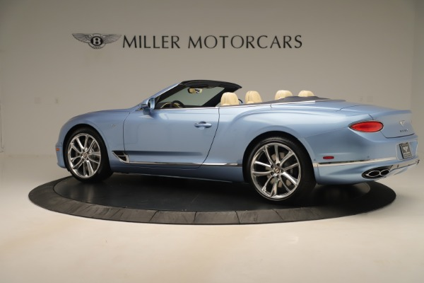 New 2020 Bentley Continental GTC V8 for sale Sold at McLaren Greenwich in Greenwich CT 06830 4