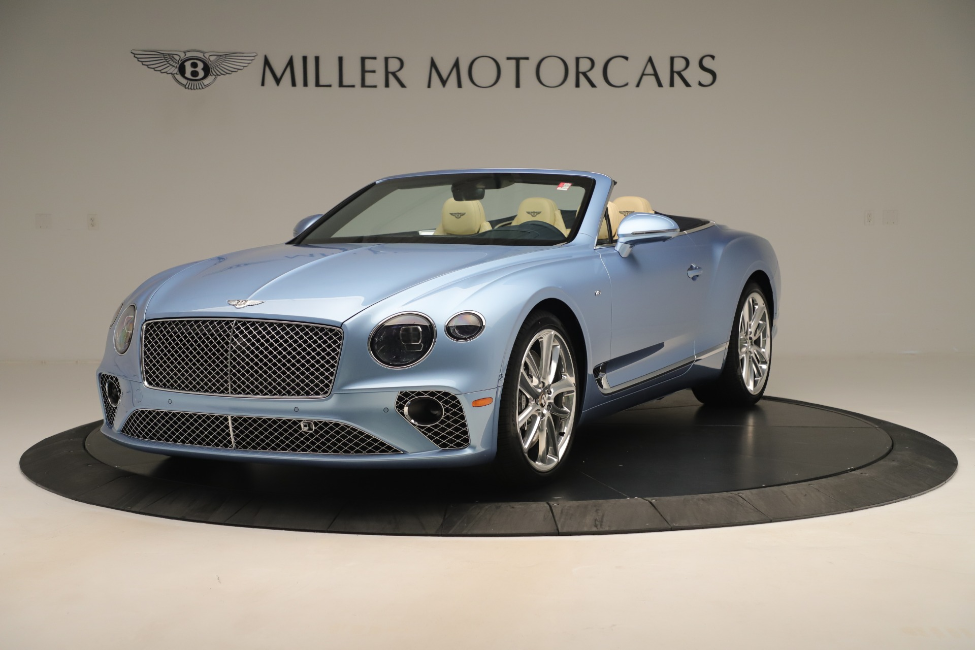 Used 2020 Bentley Continental GTC V8 for sale $288,020 at McLaren Greenwich in Greenwich CT 06830 1