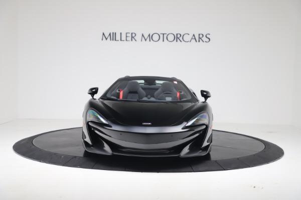 New 2020 McLaren 600LT SPIDER Convertible for sale Sold at McLaren Greenwich in Greenwich CT 06830 3