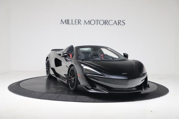 Used 2020 McLaren 600LT Spider for sale $249,900 at McLaren Greenwich in Greenwich CT 06830 4