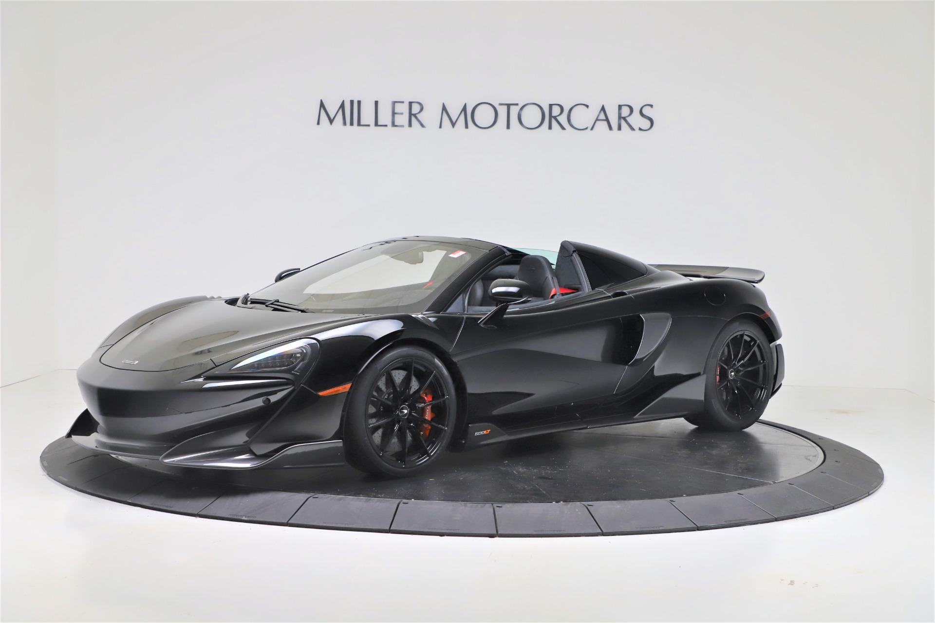 Used 2020 McLaren 600LT Spider for sale $249,900 at McLaren Greenwich in Greenwich CT 06830 1