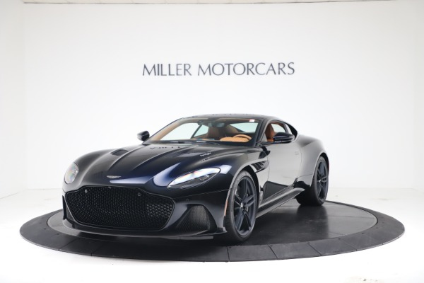 New 2020 Aston Martin DBS Superleggera Coupe for sale Sold at McLaren Greenwich in Greenwich CT 06830 2