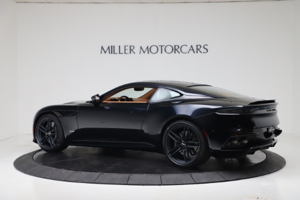 New 2020 Aston Martin DBS Superleggera Coupe for sale Sold at McLaren Greenwich in Greenwich CT 06830 4