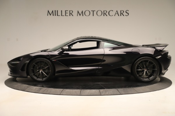 Used 2018 McLaren 720S Coupe for sale Sold at McLaren Greenwich in Greenwich CT 06830 2