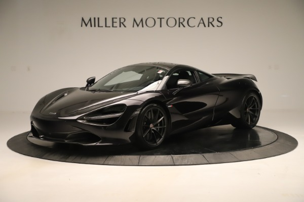 Used 2018 McLaren 720S Coupe for sale Sold at McLaren Greenwich in Greenwich CT 06830 1