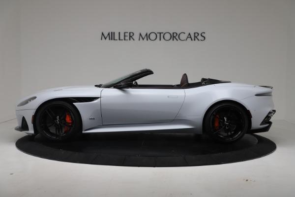 New 2020 Aston Martin DBS Superleggera Volante Convertible for sale Sold at McLaren Greenwich in Greenwich CT 06830 2