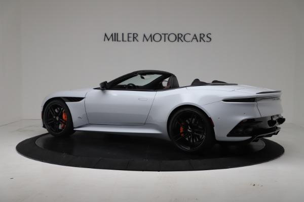 New 2020 Aston Martin DBS Superleggera Volante Convertible for sale Sold at McLaren Greenwich in Greenwich CT 06830 3