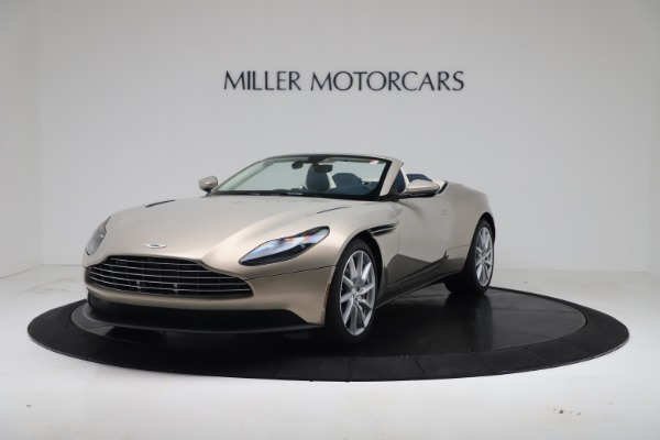 New 2020 Aston Martin DB11 Volante Convertible for sale $255,556 at McLaren Greenwich in Greenwich CT 06830 3