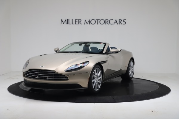 New 2020 Aston Martin DB11 Volante Convertible for sale $255,556 at McLaren Greenwich in Greenwich CT 06830 4