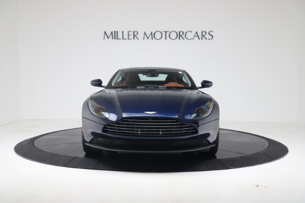 Used 2020 Aston Martin DB11 V8 Coupe for sale $199,990 at McLaren Greenwich in Greenwich CT 06830 3