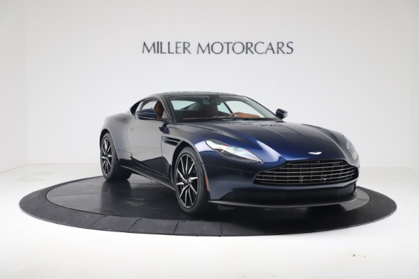 Used 2020 Aston Martin DB11 V8 Coupe for sale $199,990 at McLaren Greenwich in Greenwich CT 06830 4