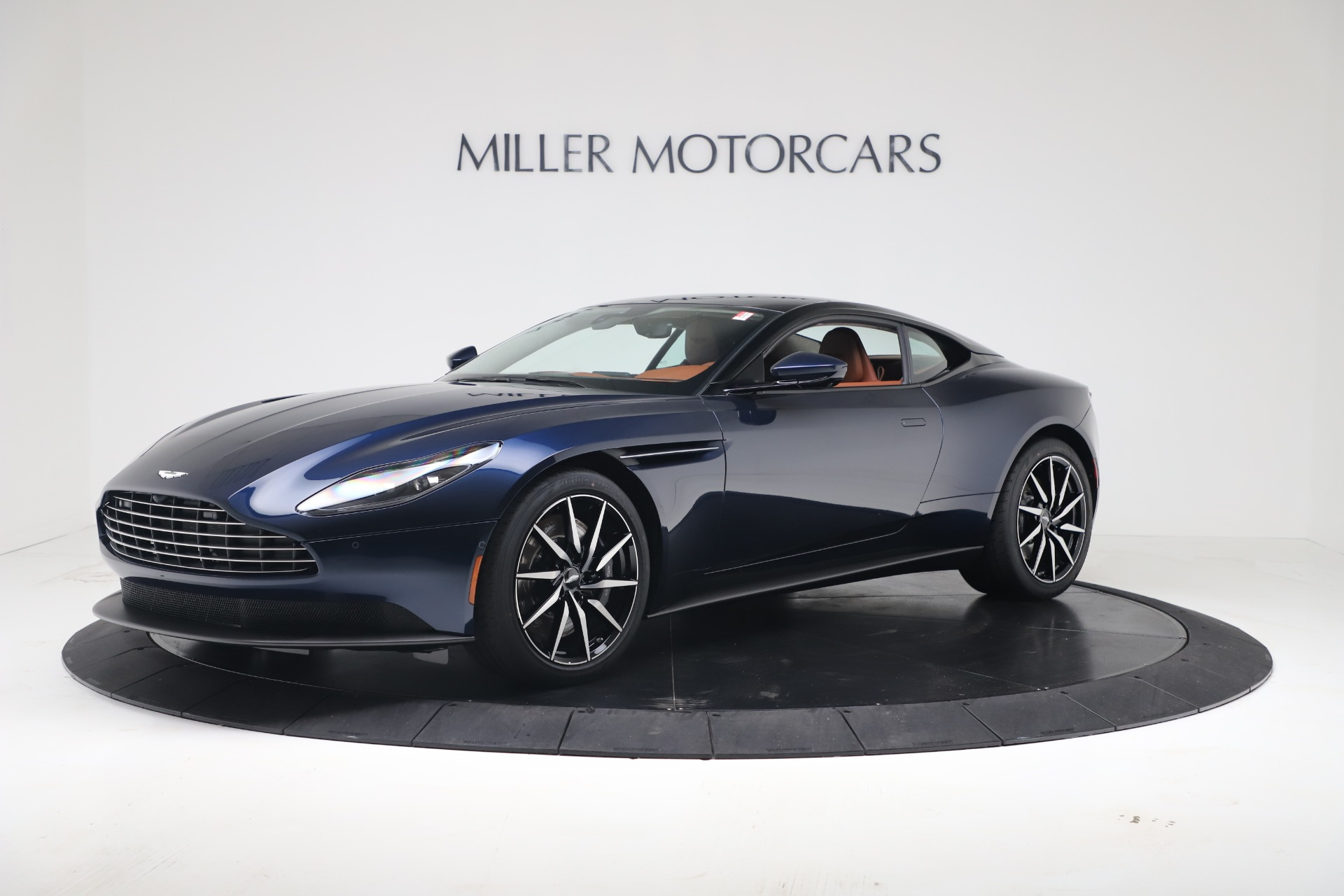 New 2020 Aston Martin DB11 V8 Coupe for sale $231,691 at McLaren Greenwich in Greenwich CT 06830 1