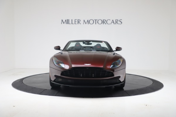 Used 2020 Aston Martin DB11 Volante Convertible for sale Call for price at McLaren Greenwich in Greenwich CT 06830 2