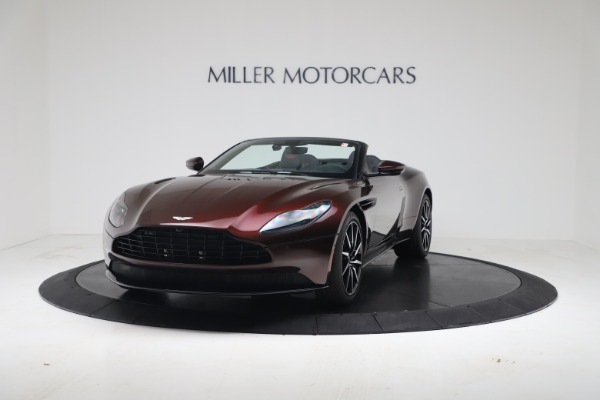 Used 2020 Aston Martin DB11 Volante Convertible for sale Call for price at McLaren Greenwich in Greenwich CT 06830 3