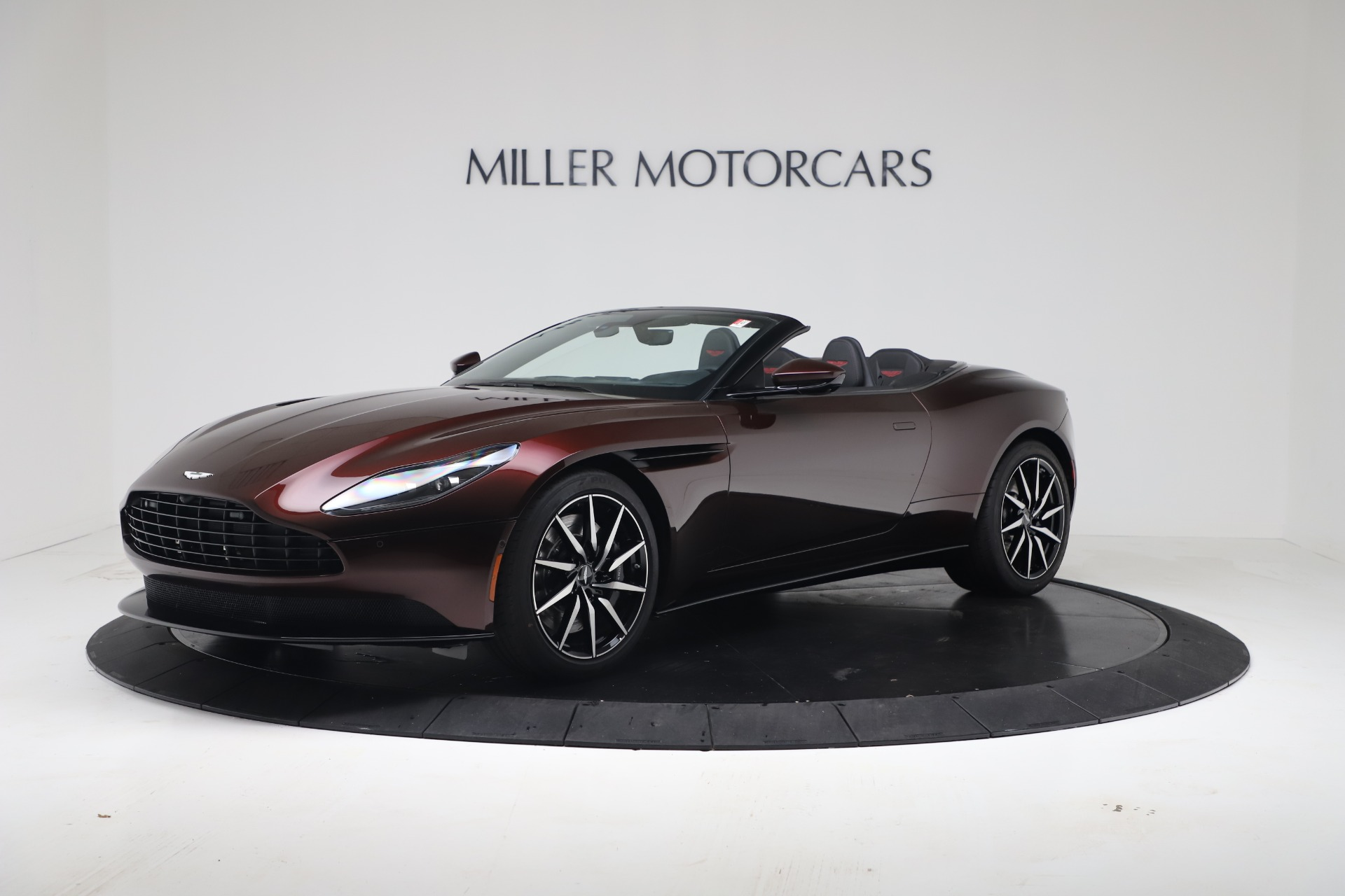 Used 2020 Aston Martin DB11 Volante Convertible for sale Call for price at McLaren Greenwich in Greenwich CT 06830 1