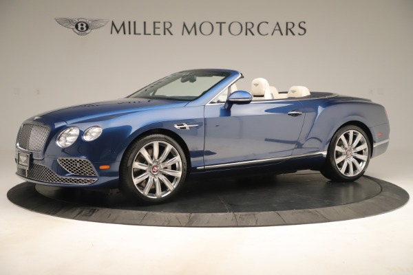 Used 2017 Bentley Continental GTC V8 for sale $154,900 at McLaren Greenwich in Greenwich CT 06830 2