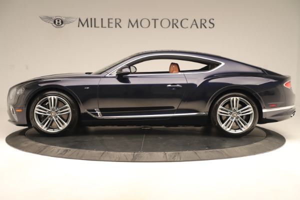 New 2020 Bentley Continental GT V8 for sale $245,105 at McLaren Greenwich in Greenwich CT 06830 3