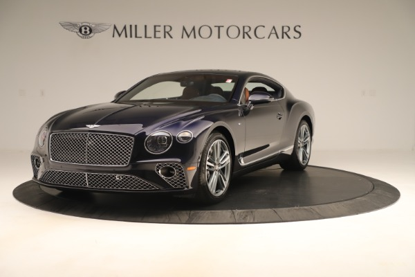 New 2020 Bentley Continental GT V8 for sale Sold at McLaren Greenwich in Greenwich CT 06830 1