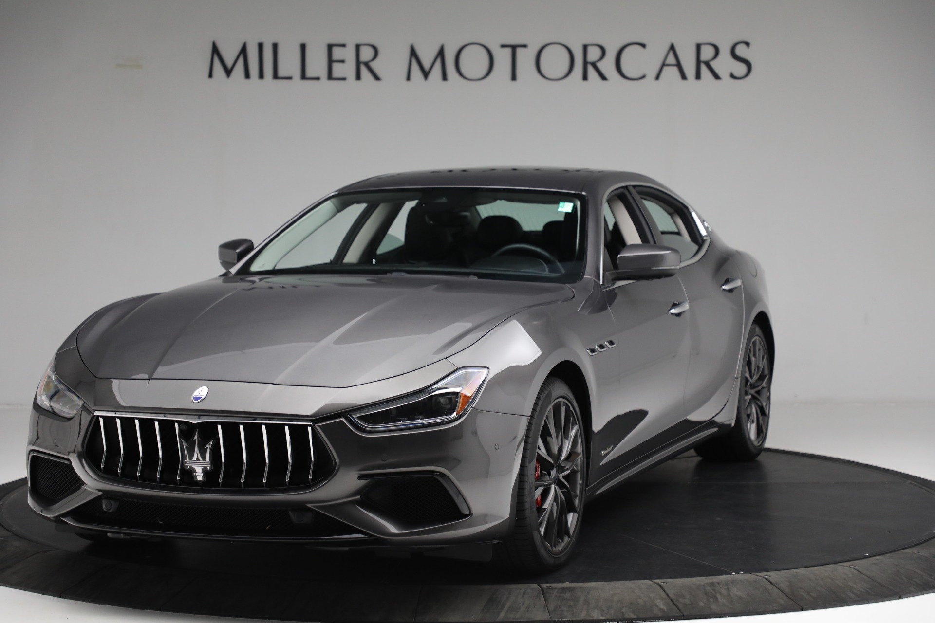 New 2019 Maserati Ghibli S Q4 GranSport for sale Sold at McLaren Greenwich in Greenwich CT 06830 1