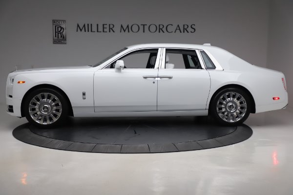 New 2020 Rolls-Royce Phantom for sale Sold at McLaren Greenwich in Greenwich CT 06830 3