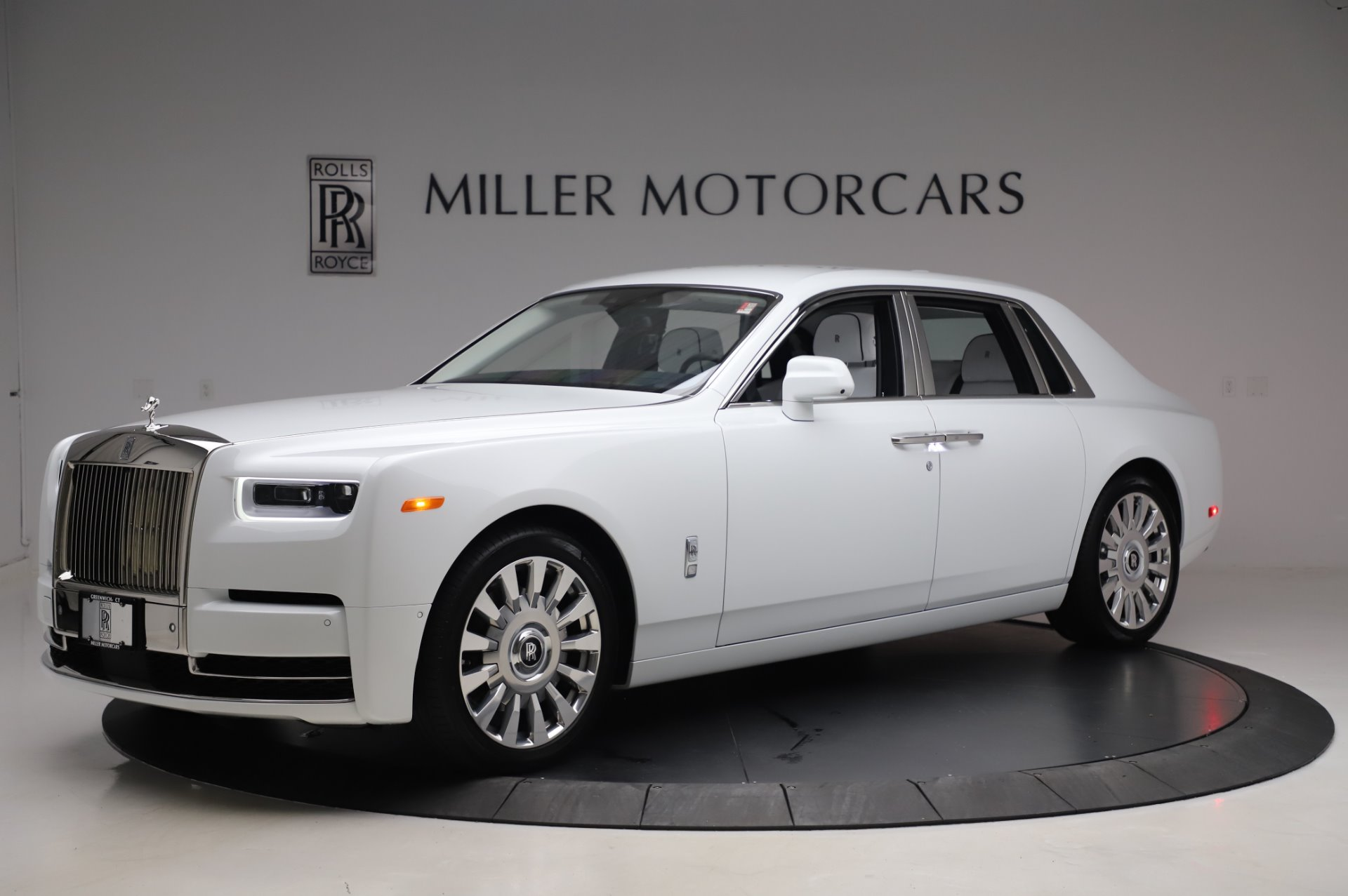 New 2020 Rolls-Royce Phantom for sale Sold at McLaren Greenwich in Greenwich CT 06830 1