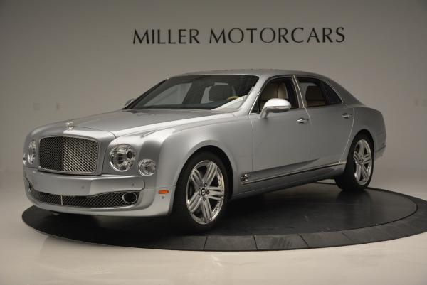 Used 2012 Bentley Mulsanne for sale Sold at McLaren Greenwich in Greenwich CT 06830 2