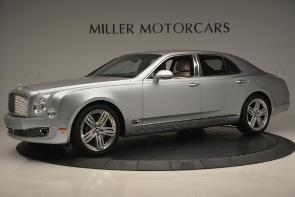 Used 2012 Bentley Mulsanne for sale Sold at McLaren Greenwich in Greenwich CT 06830 3