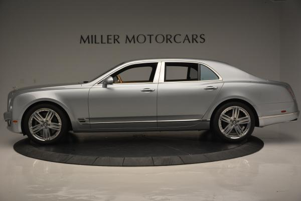 Used 2012 Bentley Mulsanne for sale Sold at McLaren Greenwich in Greenwich CT 06830 4