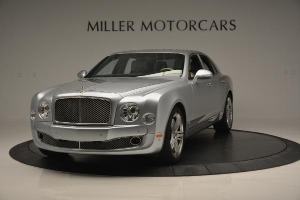 Used 2012 Bentley Mulsanne for sale Sold at McLaren Greenwich in Greenwich CT 06830 1