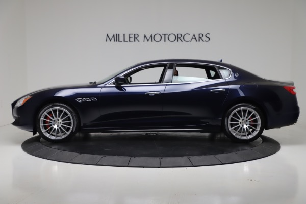 Used 2016 Maserati Quattroporte S Q4 for sale Sold at McLaren Greenwich in Greenwich CT 06830 3