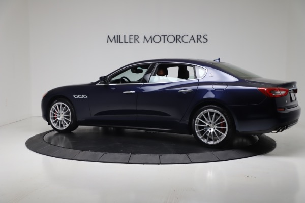 Used 2016 Maserati Quattroporte S Q4 for sale Sold at McLaren Greenwich in Greenwich CT 06830 4