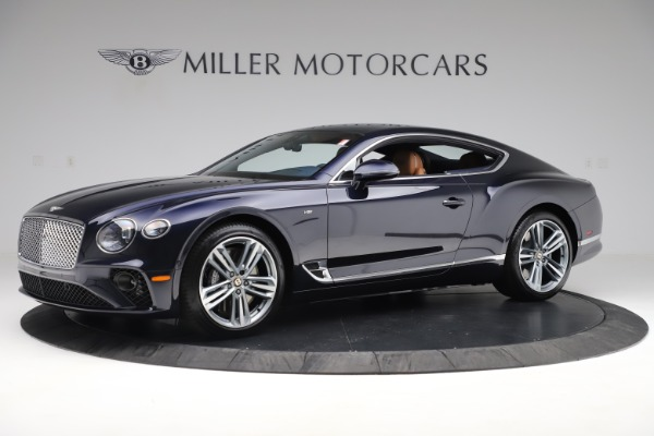 New 2020 Bentley Continental GT V8 for sale Call for price at McLaren Greenwich in Greenwich CT 06830 2