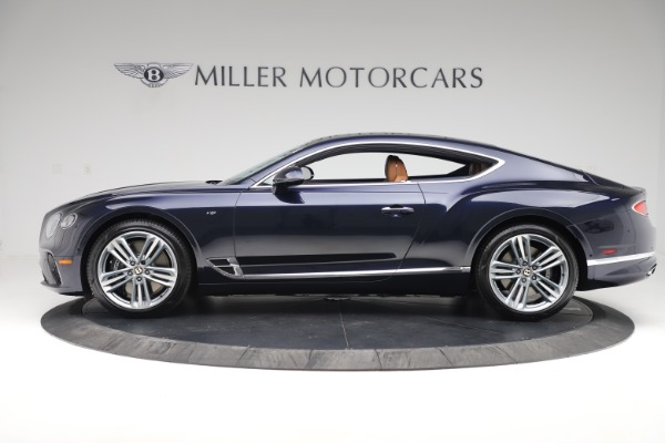 New 2020 Bentley Continental GT V8 for sale Call for price at McLaren Greenwich in Greenwich CT 06830 3