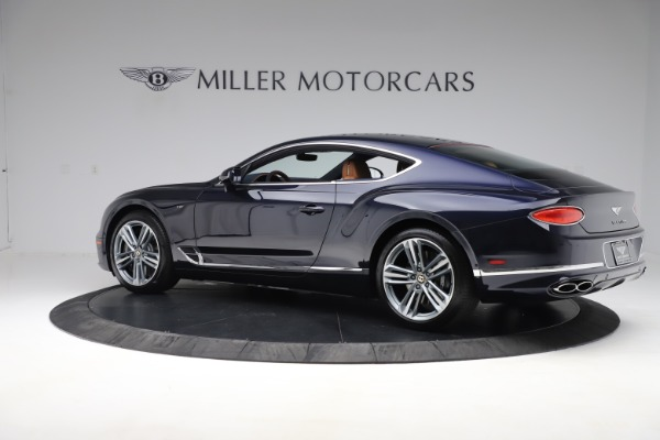 New 2020 Bentley Continental GT V8 for sale Call for price at McLaren Greenwich in Greenwich CT 06830 4