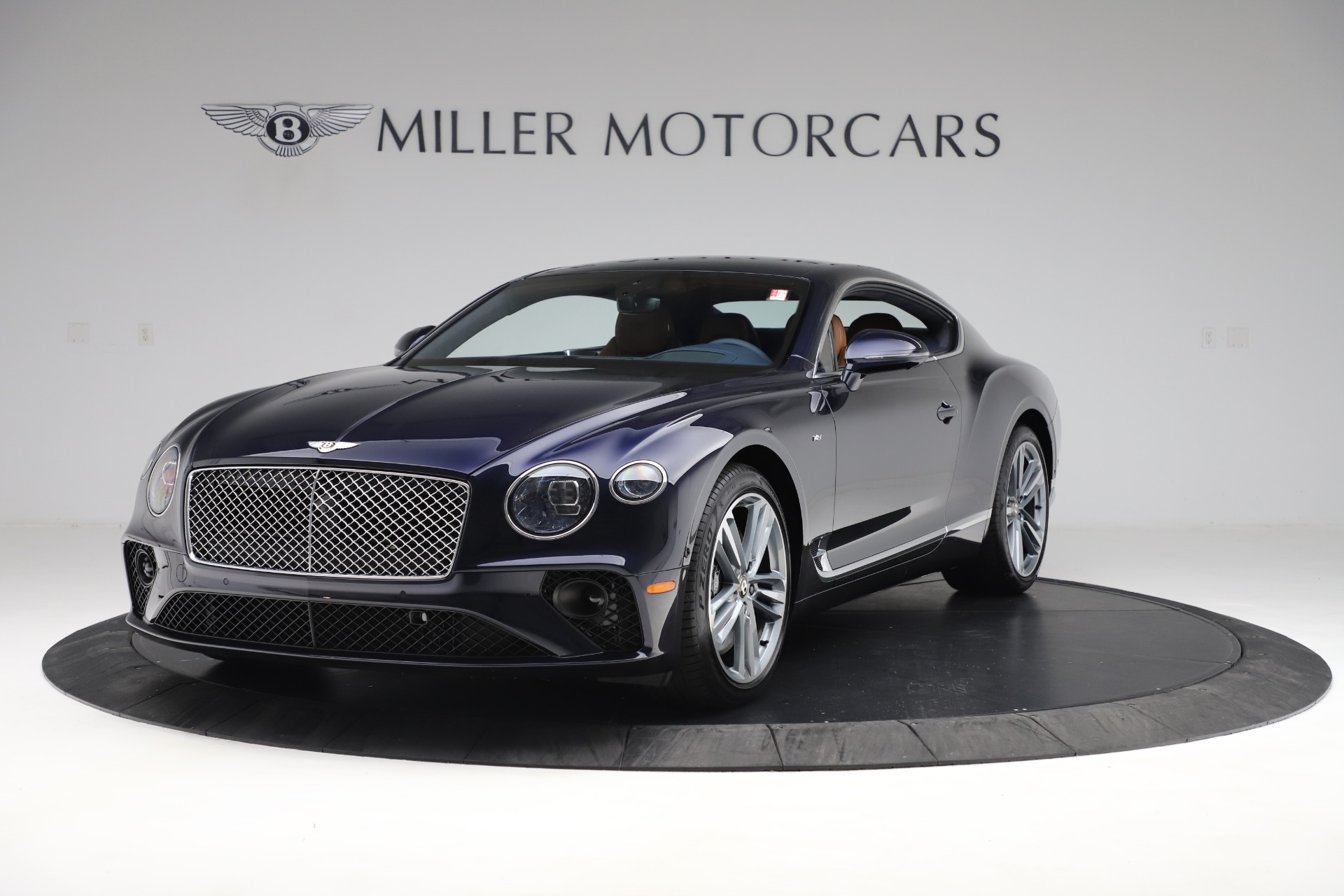 New 2020 Bentley Continental GT V8 for sale Call for price at McLaren Greenwich in Greenwich CT 06830 1