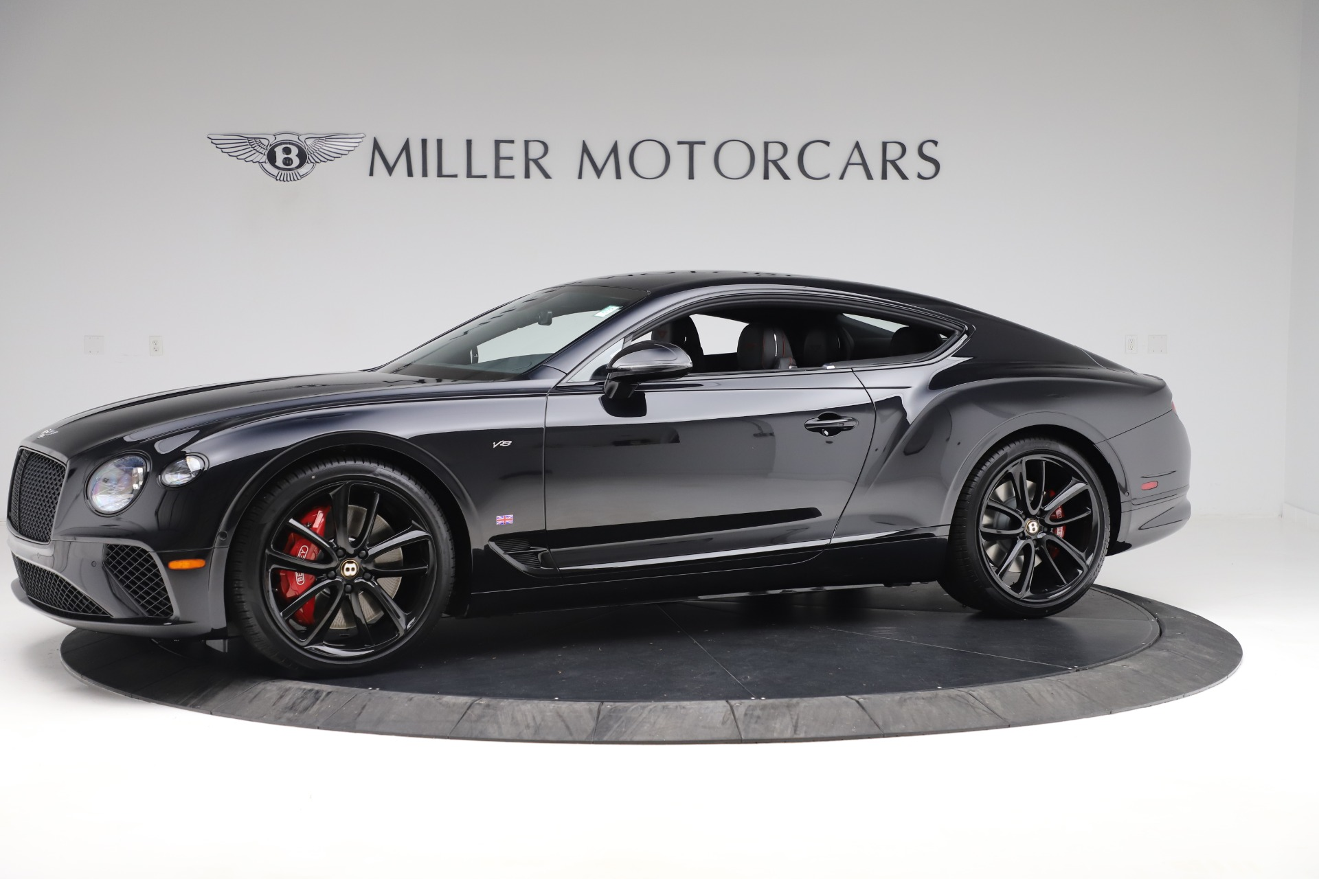 Pre Owned 2020 Bentley Continental Gt V8 For Sale Special Pricing Mclaren Greenwich Stock R531a