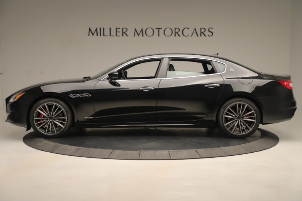 New 2019 Maserati Quattroporte S Q4 GranSport for sale Sold at McLaren Greenwich in Greenwich CT 06830 3