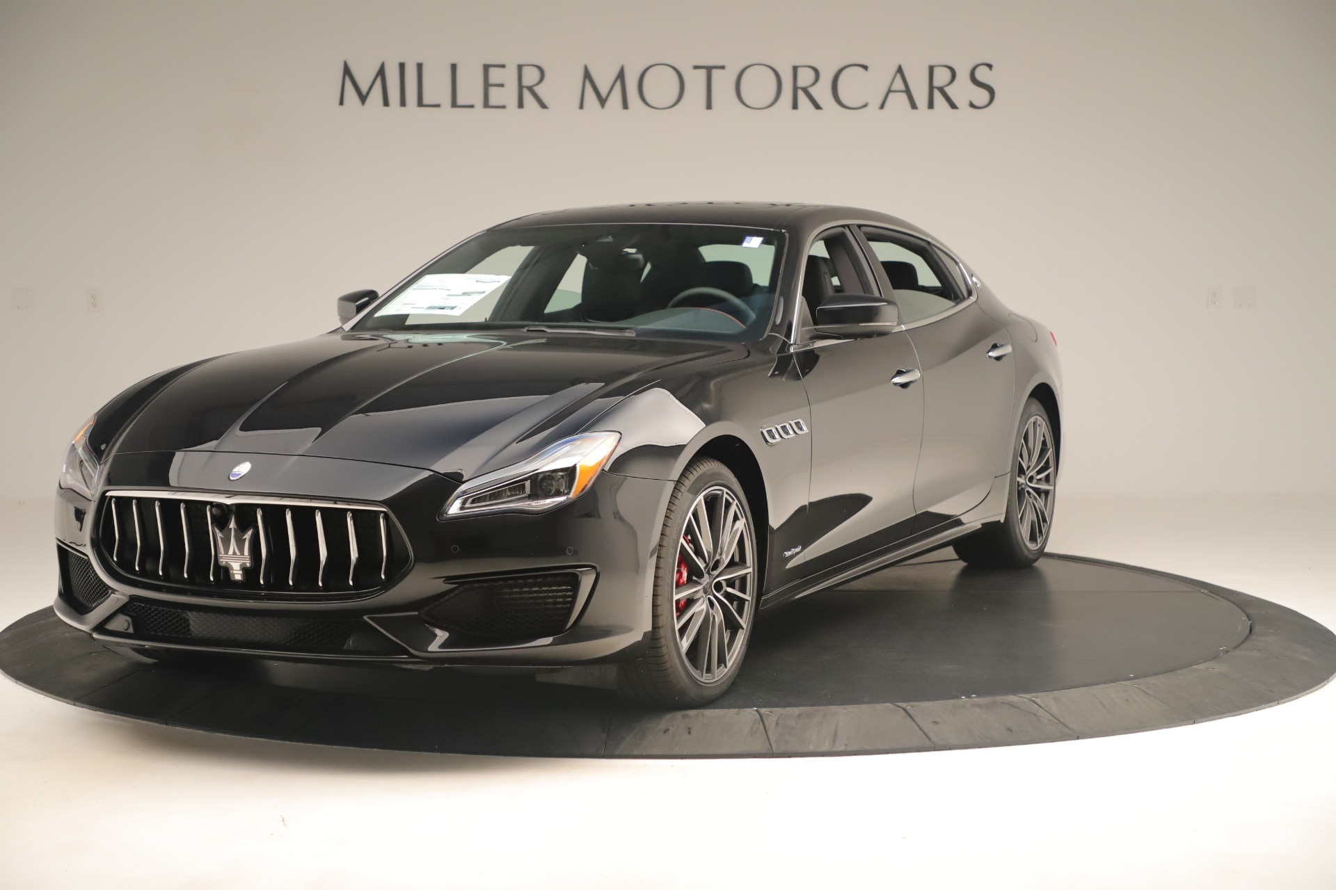 New 2019 Maserati Quattroporte S Q4 GranSport for sale Sold at McLaren Greenwich in Greenwich CT 06830 1