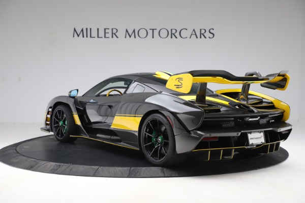 Used 2019 McLaren Senna for sale Sold at McLaren Greenwich in Greenwich CT 06830 4