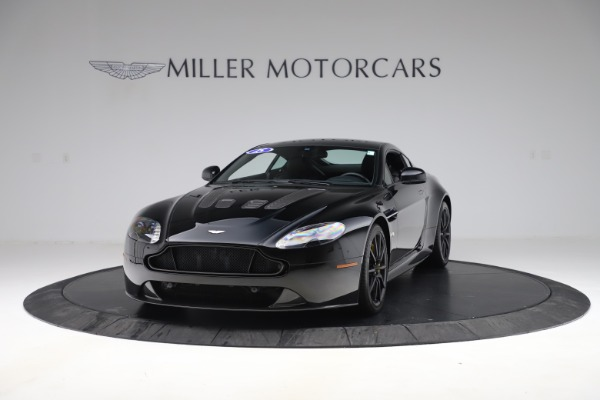 Used 2015 Aston Martin V12 Vantage S Coupe for sale $104,900 at McLaren Greenwich in Greenwich CT 06830 2