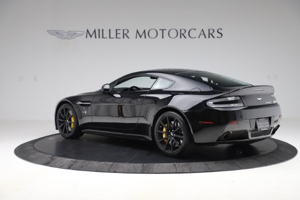 Used 2015 Aston Martin V12 Vantage S Coupe for sale $99,900 at McLaren Greenwich in Greenwich CT 06830 4