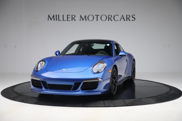 Used 2015 Porsche 911 Carrera GTS for sale Sold at McLaren Greenwich in Greenwich CT 06830 2