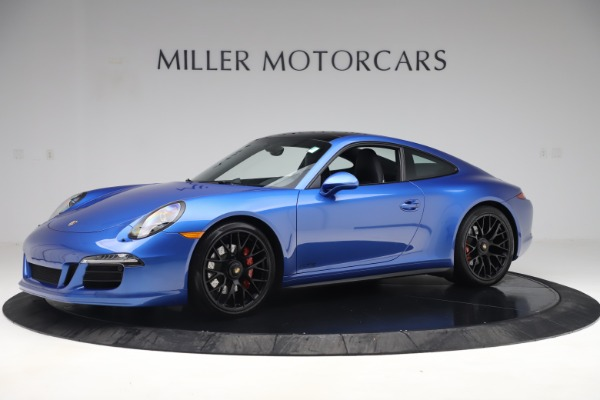 Used 2015 Porsche 911 Carrera GTS for sale Sold at McLaren Greenwich in Greenwich CT 06830 3