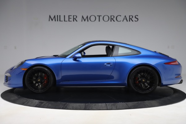 Used 2015 Porsche 911 Carrera GTS for sale Sold at McLaren Greenwich in Greenwich CT 06830 4