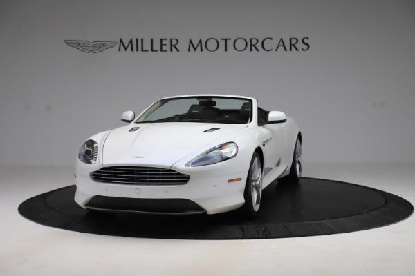Used 2012 Aston Martin Virage Volante for sale Sold at McLaren Greenwich in Greenwich CT 06830 2