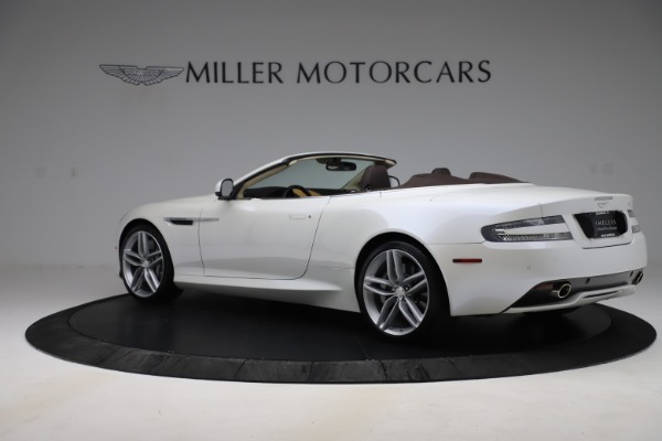 Used 2012 Aston Martin Virage Volante for sale Sold at McLaren Greenwich in Greenwich CT 06830 4