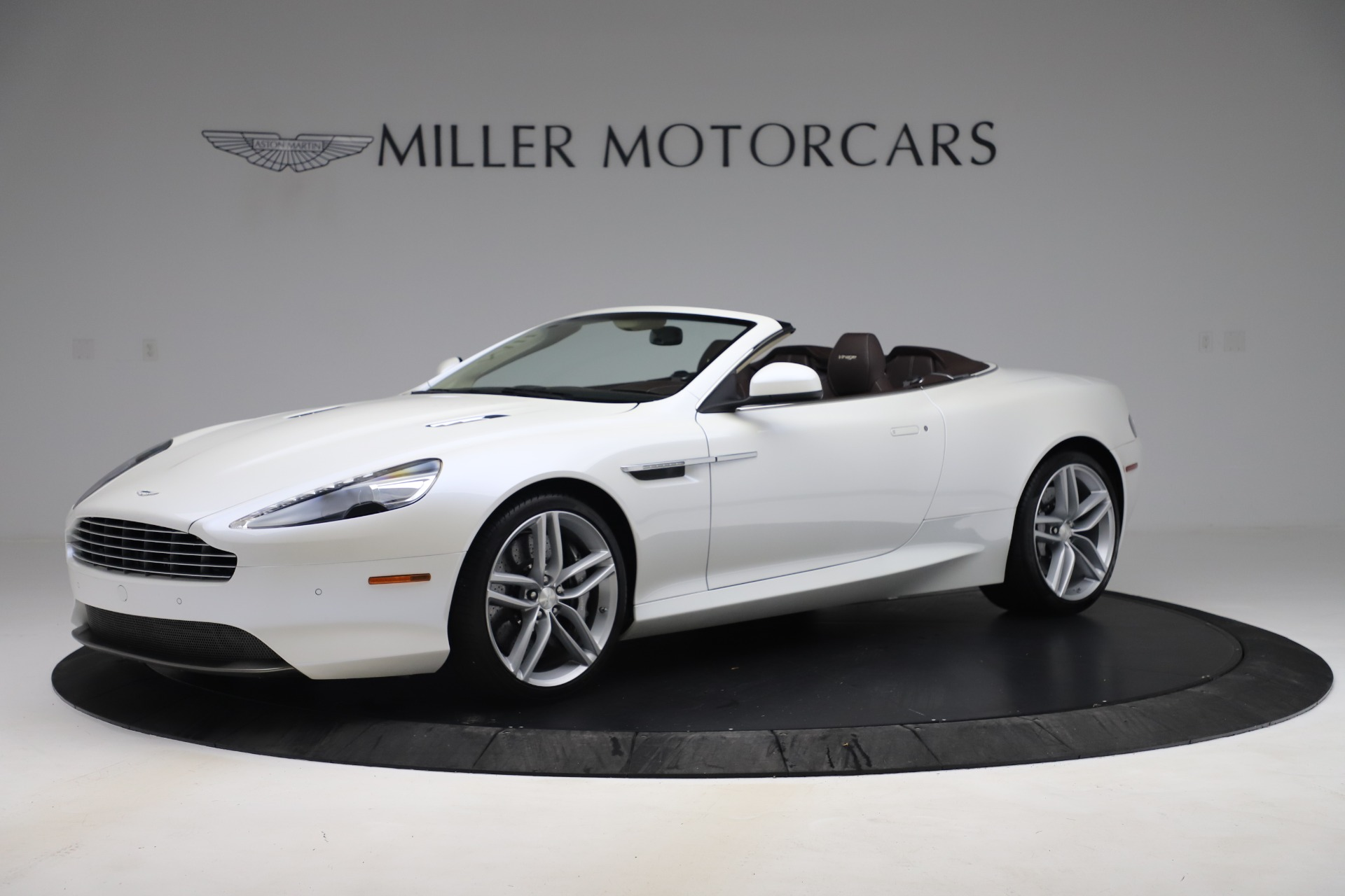 Used 2012 Aston Martin Virage Volante for sale Sold at McLaren Greenwich in Greenwich CT 06830 1