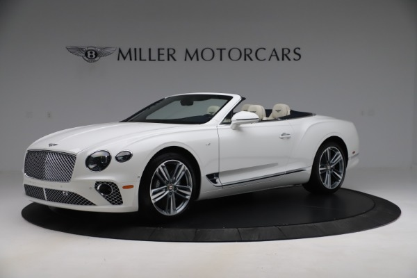 New 2020 Bentley Continental GTC V8 for sale Sold at McLaren Greenwich in Greenwich CT 06830 2