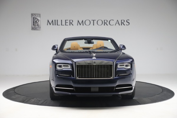 Used 2017 Rolls-Royce Dawn for sale Call for price at McLaren Greenwich in Greenwich CT 06830 2