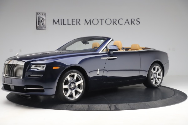 Used 2017 Rolls-Royce Dawn for sale Sold at McLaren Greenwich in Greenwich CT 06830 3